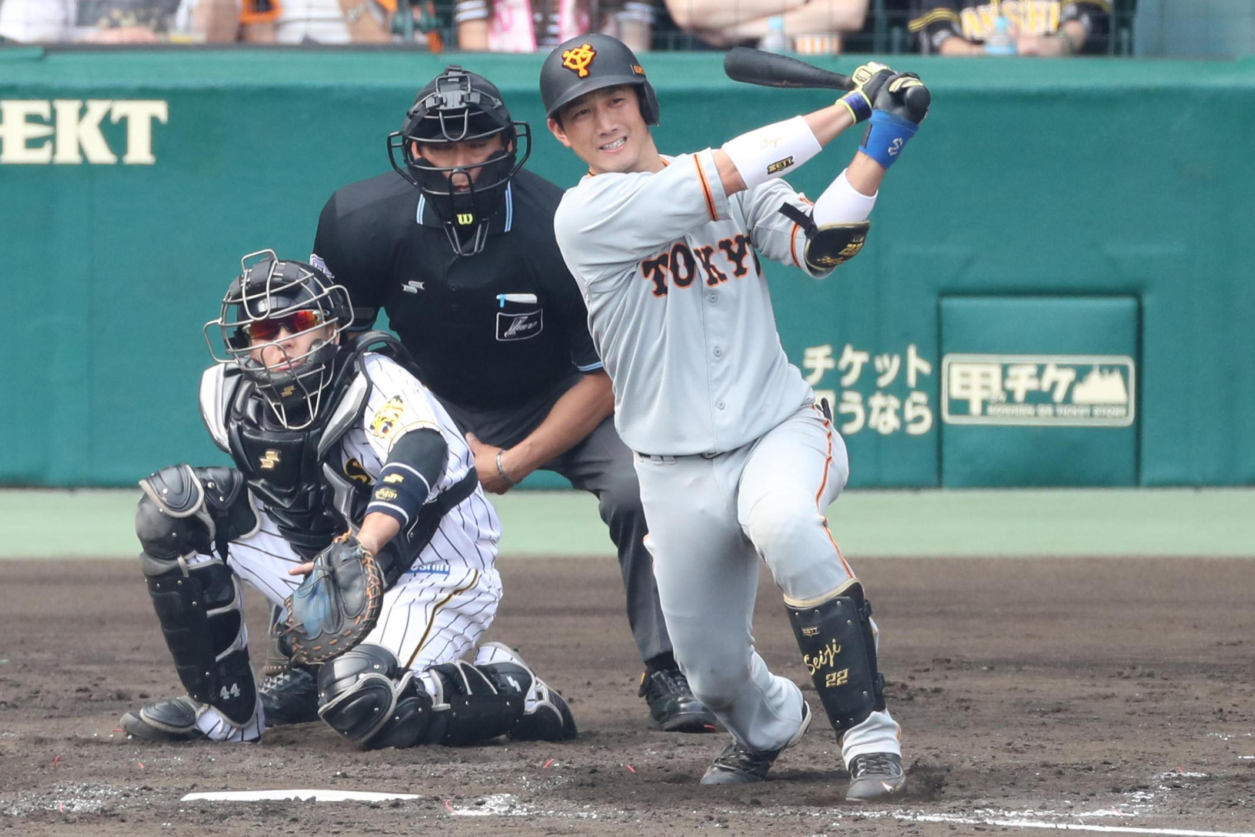 ショウアップナイター | BASEBALL KING | 日本の野球を盛り上げる!巨人・小林 打撃好調は松井秀喜から受けた直接指導のおかげ?