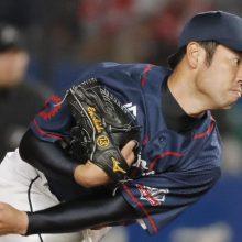 西武・榎田、6回2失点で移籍後初勝利 涌井に投げ勝ち連敗止める