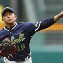 ヤクルト石川、粘投で今季2勝目 阪神は打線振わず3連敗、初の完封負け