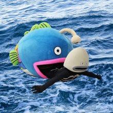 【ロッテ】マリンに今季1度も登場なし 謎の魚が謎ツイート