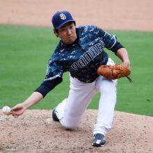 牧田和久、自己最悪の1回5失点 2発含む6安打、打者一巡の猛攻受ける