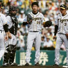 山本昌氏、プロ初黒星の阪神・高橋遥に「全力で投げていると…」