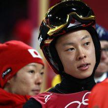 【楽天】「東北シリーズ」初戦の始球式にスキージャンプ日本代表の小林陵侑さんが登板