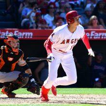 【MLB】大谷が4番DHで1安打!次回登板は25日アストロズ戦