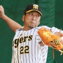 川相氏、阪神・藤川の直球に「素晴らしい」