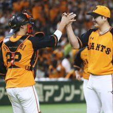 里崎氏、巨人・菅野の9回の投球に「勝ち方にこだわった高いレベル」