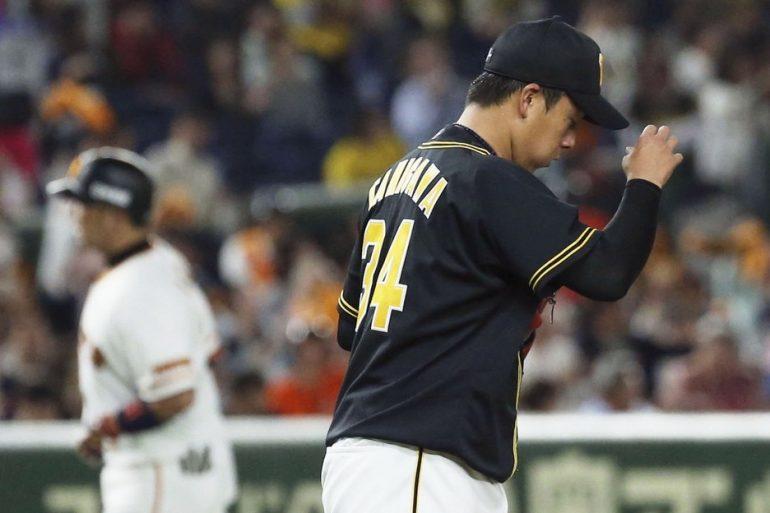 谷繁氏、巨人・阿部に本塁打を浴...