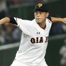 巨人・内海が人的補償で西武へ「日本シリーズで対戦しましょう」