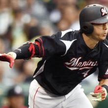 ロッテ連敗止める、藤岡裕が全3打点 阪神は逆転負け、高橋遥が3敗目