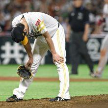 ソフトB・武田、6回8失点 佐々木氏「ボール自体は悪くないんですけど…」