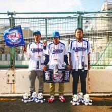 【西武】WANIMAが30日楽天戦で始球式