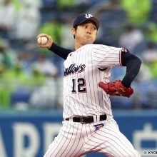 金足農・吉田輝星の先輩たち…秋田県出身の現役プロ野球選手
