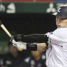 西武・源田、ミスター超えの新記録 入団から221戦フル出場、初の5安打