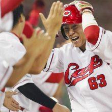 江本氏、広島・西川の走塁を絶賛「素晴らしい」