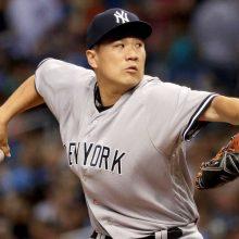 田中将大、メジャー3度目完封で8勝目 3安打9奪三振、105球の快投劇