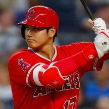 大谷翔平、土壇場9回に代打で二塁打 左腕撃ちで同点機演出も…