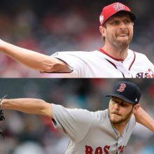 先発投手はシャーザーとセール MLBオールスター戦のスタメン発表