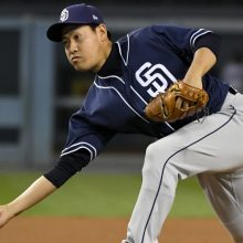 パドレス・牧田、2球で打者一人を料理 Dバックス・平野は出番なし