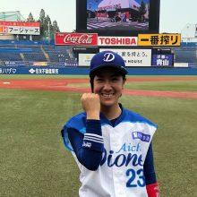 """""""愛知の星""""西山小春、女子プロ野球の新星には「覇気」が宿る"""