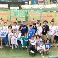 【西武】栗山巧が今季4度目の社会貢献活動!試合では2安打2打点の活躍
