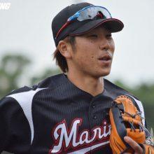 【ロッテ】選手会長に鈴木大地 「いい方向にチームが行くように頑張りたい」