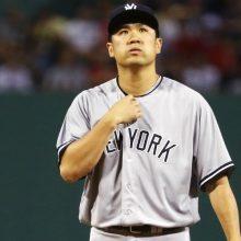 ヤンキース・田中、5回途中1失点で勝ち負けつかず チームは延長戦落とし5連敗
