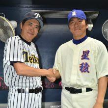 この夏は帝京・石橋vs星稜・松井!リアル野球BANに甲子園のレジェンドが集結