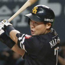 ソフトバンク・中村晃が「16球目」驚異の粘り勝ち! 打たれた大瀬良もマウンド上で苦笑い