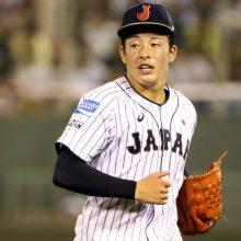 日本、ライバル・韓国に敗れる…吉田輝星は初回3ラン被弾も6回3失点