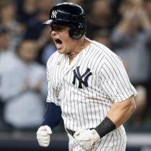ヤンキースがメジャー新記録「同一球団で12人の2ケタ本塁打」