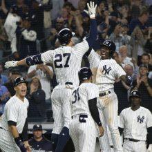 驚異のヤンキース打線、6人が25本塁打超えへ…?