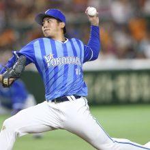 【日米野球】DeNA東が左ひじの炎症で出場辞退…ソフトバンク高橋を追加招集