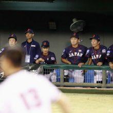 【侍ジャパンU18】台湾に完敗で連覇ならず 打順変更もわずか2安打