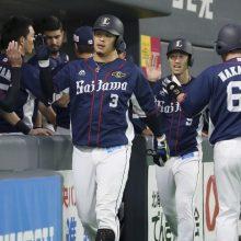 西武・浅村、決勝2ランで124打点目 カブレラ&中村の球団記録に並ぶ