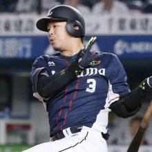 西武・浅村、球団新記録の127打点目 先制適時二塁打&32号2ラン