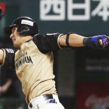 日本ハム、接戦制し逆王手! 8回二死から西川、大田、近藤が3連続二塁打