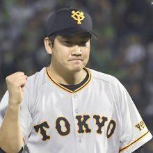 里崎氏、2回以降の巨人・菅野の投球は「さすがエース」