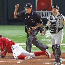 敵地で連敗の広島に大矢氏「押されっぱなしのゲーム」