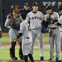 広島に7勝17敗1分と負け越した巨人 解説陣はどうみた?