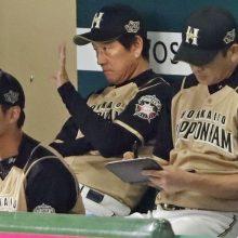 3位・日ハム、ファイナルS進出ならず 田尾氏「反発力を…」