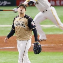 田尾氏、日ハムの救援陣に苦言