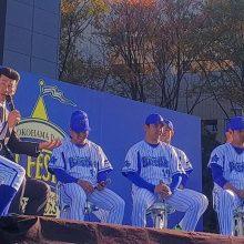 DeNA・三浦コーチ、山崎康に注文!「3人で終わってくれ」
