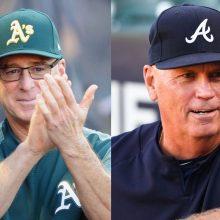 MLBの最優秀監督賞が決定 メルビン監督とスニッカー監督が受賞