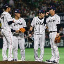 侍ジャパン、台湾代表に敗れる 9回の反撃及ばず、岩貞が5失点と炎上
