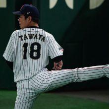 日米野球第3戦はパの最多勝右腕・多和田が先発!