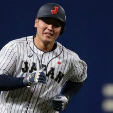 日米野球・最終戦で『4番・岡本』 稲葉監督が明言「思い切ってやって」