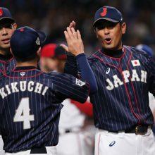 稲葉監督、実り多き日米野球を総括「ジャパンとして前に進むことができた」