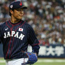 楽天・則本昂大が語る日本代表、五輪への想い「すぐに名前が挙がるような選手でいたい」