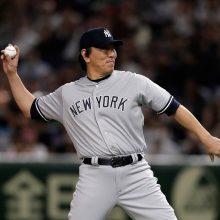 日米野球が開幕!始球式の松井氏「届いて良かった」