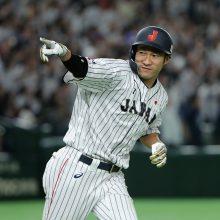侍ジャパン、日米野球第2戦は「4番・柳田」!山川は5番に